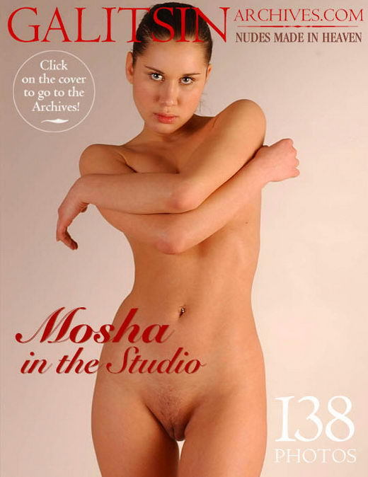 Mosha - `Mosha In The Studio I` - by Galitsin for GALITSIN-ARCHIVES