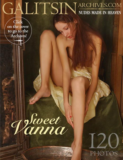 Vanna - `Sweet Vanna` - by Galitsin for GALITSIN-ARCHIVES