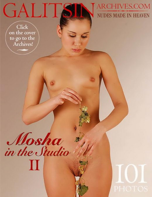 Mosha - `Mosha In The Studio II` - by Galitsin for GALITSIN-ARCHIVES