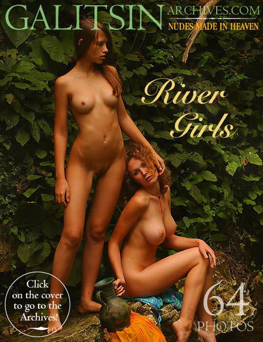 `River Girls` - by Galitsin for GALITSIN-ARCHIVES
