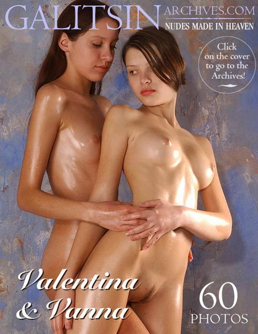 Valentina & Vanna - `Valentina & Vanna` - by Galitsin for GALITSIN-ARCHIVES