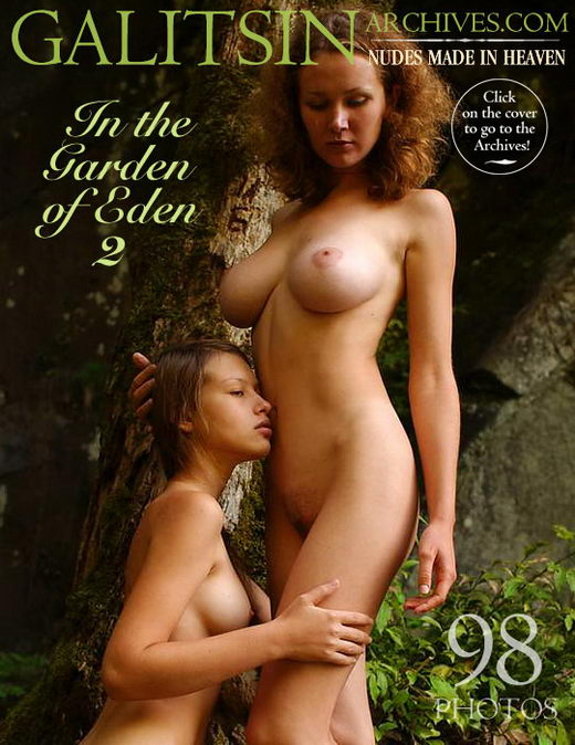 Vera & Irina - `Garden of Eden 2` - by Galitsin for GALITSIN-ARCHIVES