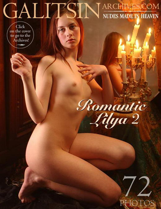 Lilya - `Romantic Lilya 2` - by Galitsin for GALITSIN-ARCHIVES