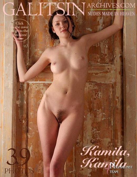 Kamila - `Kamila` - by Galitsin for GALITSIN-ARCHIVES