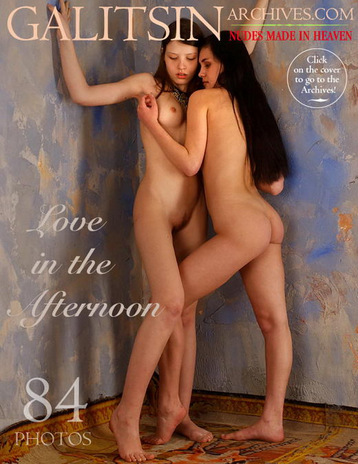 Nika & Valentina - `Love in the Afternoon` - by Galitsin for GALITSIN-ARCHIVES