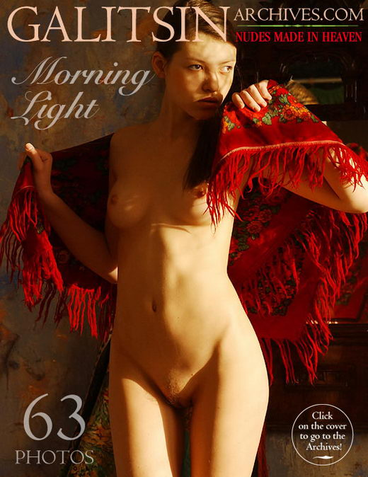 Valentina - `Morning Light` - by Galitsin for GALITSIN-ARCHIVES