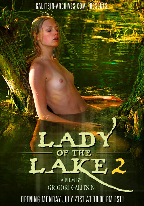 Julia - `Lady of the Lake 2` - by Galitsin for GALITSIN-ARCHIVES