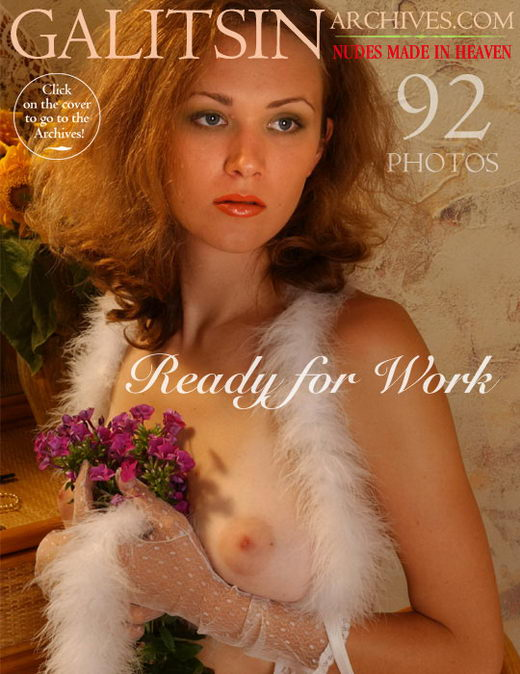Vera - `Ready For Work` - by Galitsin for GALITSIN-ARCHIVES