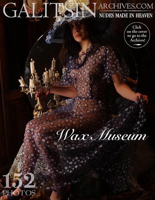 Nikita - `Wax Museum` - by Galitsin for GALITSIN-ARCHIVES
