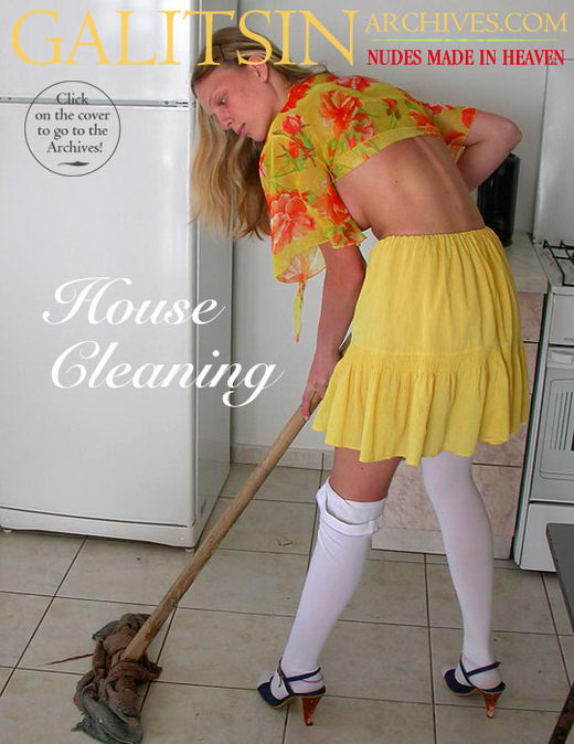 Olea - `House Cleaning` - by Galitsin for GALITSIN-ARCHIVES