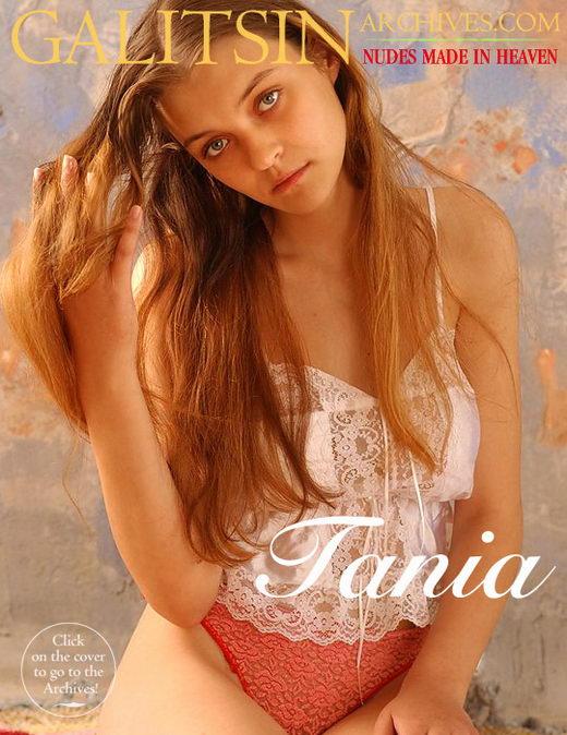 Tania - `Tania` - by Galitsin for GALITSIN-ARCHIVES