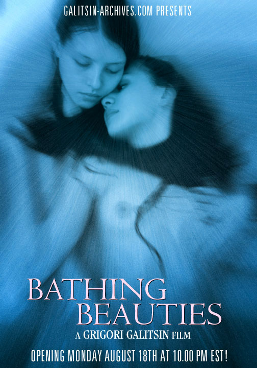 Nika & Valentina - `Bathing beauties` - by Galitsin for GALITSIN-ARCHIVES