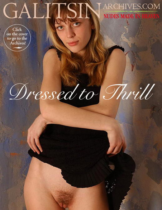 Olea - `Dressed to Thrill` - by Galitsin for GALITSIN-ARCHIVES