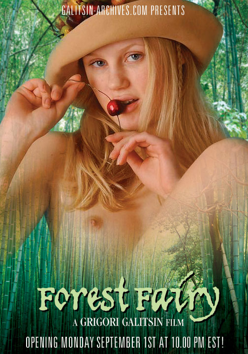 Julia - `Forest Fairy` - by Galitsin for GALITSIN-ARCHIVES
