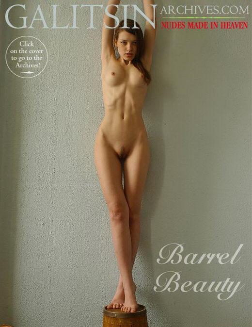 Irina & Fina - `Barrel Beauty` - by Galitsin for GALITSIN-ARCHIVES