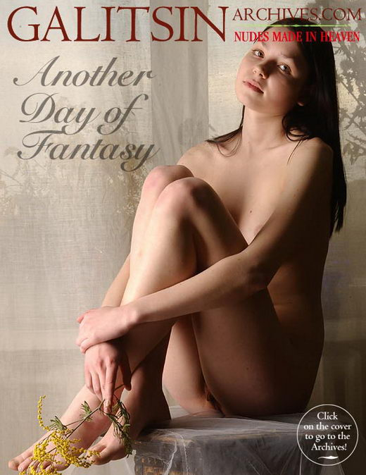 Kamila - `Another Day of Fantasy` - by Galitsin for GALITSIN-ARCHIVES