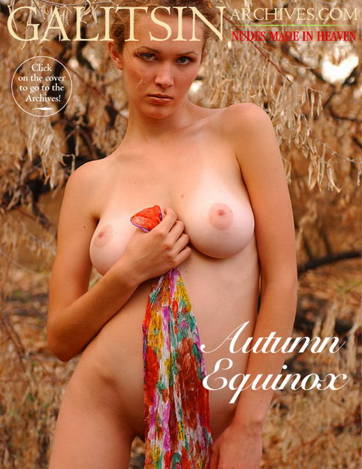 Vera - `Autumn Equinox` - by Galitsin for GALITSIN-ARCHIVES