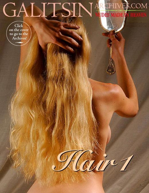Zlata - `Hair 1` - by Galitsin for GALITSIN-ARCHIVES