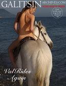 Val Rides Again