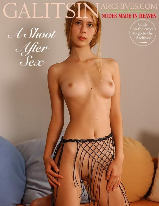 `A Shoot After Sex` - by Galitsin for GALITSIN-ARCHIVES