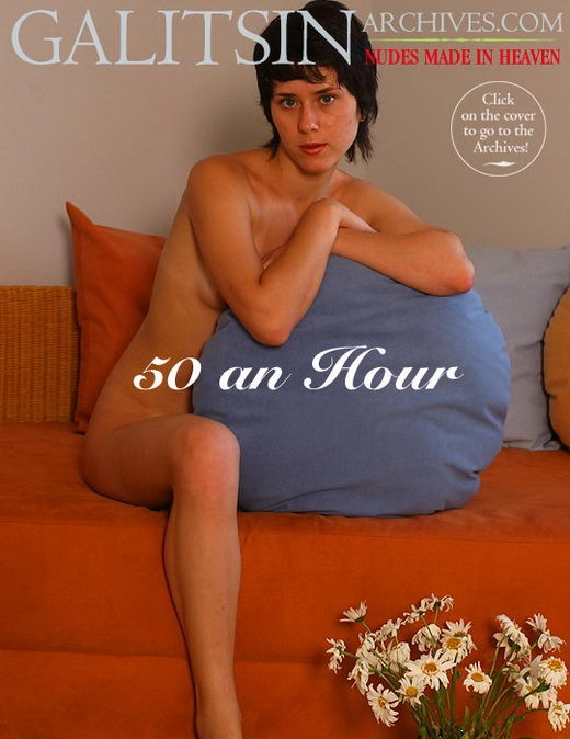 Oksana - `50 an Hour` - by Galitsin for GALITSIN-ARCHIVES