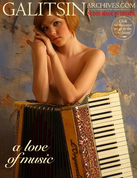 Liza - `A Love of Music` - by Galitsin for GALITSIN-ARCHIVES