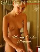 Uliana Cooks Borsch
