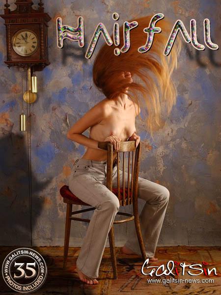 Karina - `Hairfall` - by Galitsin for GALITSIN-NEWS