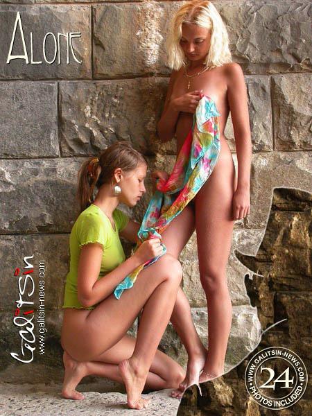 Polina & Valentina - `Alone aka Besides` - by Galitsin for GALITSIN-NEWS