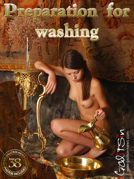 Valentina - `Preparation for washing` - by Galitsin for GALITSIN-NEWS