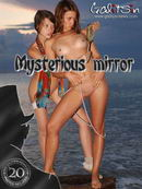 Mysterious mirror