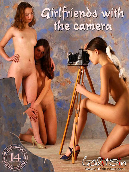 Inna & Valentina & Vanna - `Girlfriends With The Camera` - by Galitsin for GALITSIN-NEWS