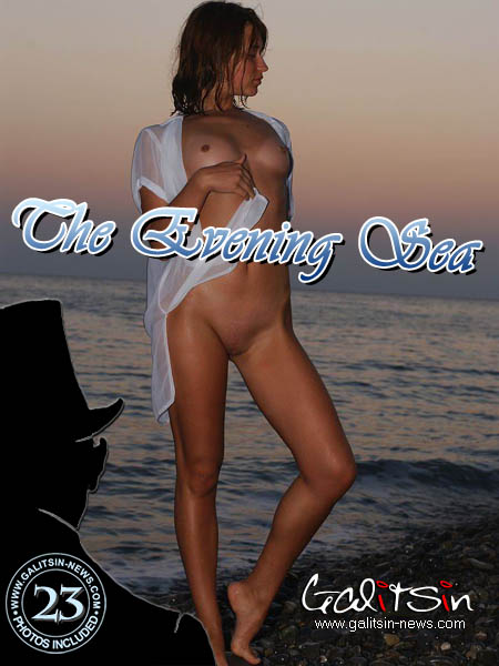 Olesia - `The Evening Sea` - by Galitsin for GALITSIN-NEWS