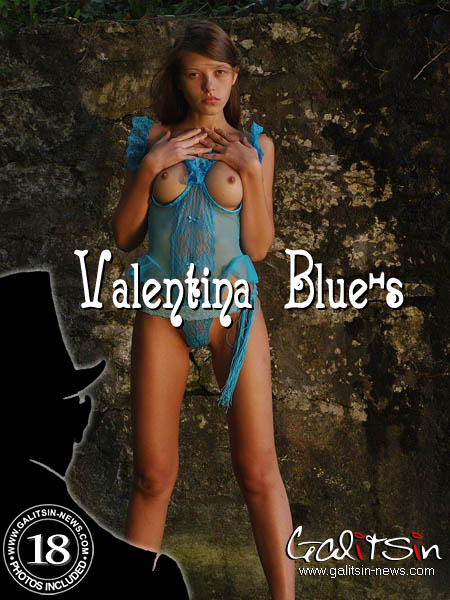 Valentina - `Valentina Blue-S` - by Galitsin for GALITSIN-NEWS