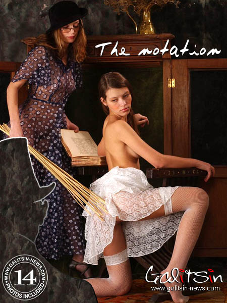 Tamara & Valentina - `The Notation` - by Galitsin for GALITSIN-NEWS