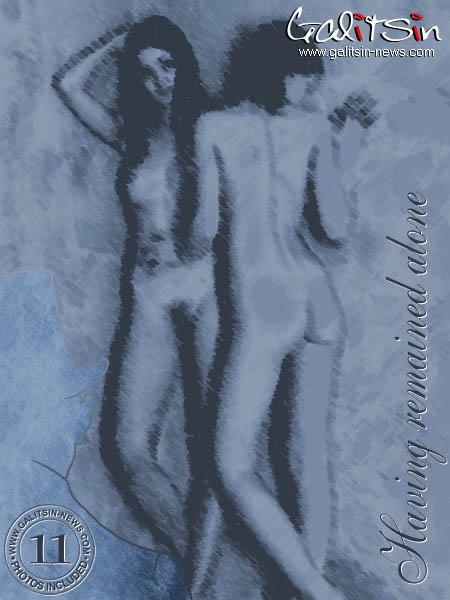 Kamila & Valentina - `Having Remained Alone` - by Galitsin for GALITSIN-NEWS
