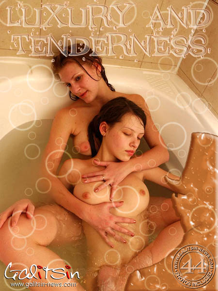Larisa & Valentina - `Luxury And Tenderness` - by Galitsin for GALITSIN-NEWS