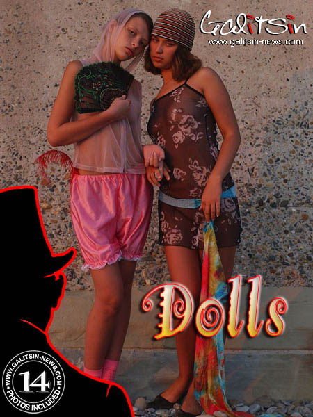 Olesia & Valentina - `Dolls` - by Galitsin for GALITSIN-NEWS