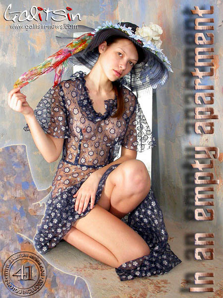 Valentina - `In An Empty Apartment` - by Galitsin for GALITSIN-NEWS