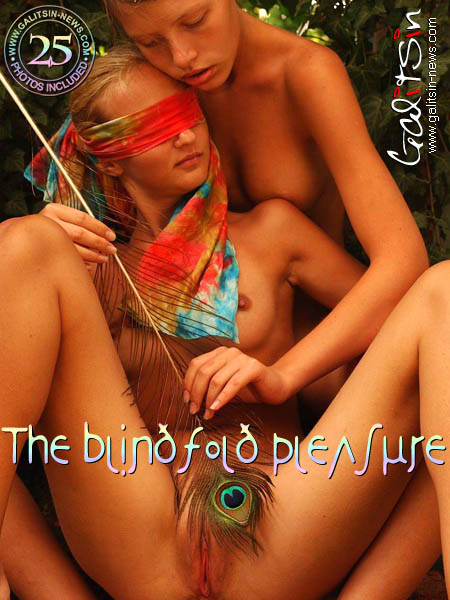 Polina & Valentina - `The Blindfold Pleasure` - by Galitsin for GALITSIN-NEWS