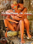 Polina & Valentina in Together In Love gallery from GALITSIN-NEWS by Galitsin