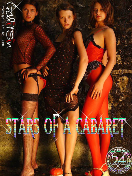 Katerina & Olesia & Valentina - `Stars Of A Cabaret` - by Galitsin for GALITSIN-NEWS