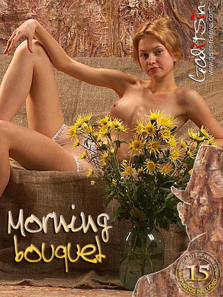 Anais - `Morning Bouquet` - by Galitsin for GALITSIN-NEWS