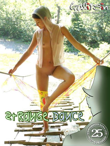 Katerina - `The Strange Dance` - by Galitsin for GALITSIN-NEWS