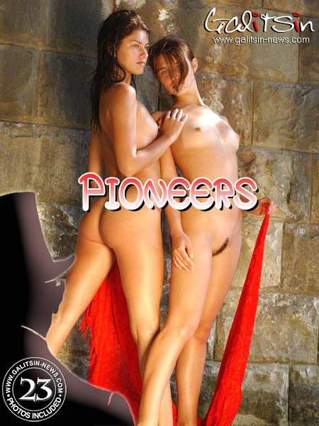 Katerina & Olesia - `Pioneers` - by Galitsin for GALITSIN-NEWS