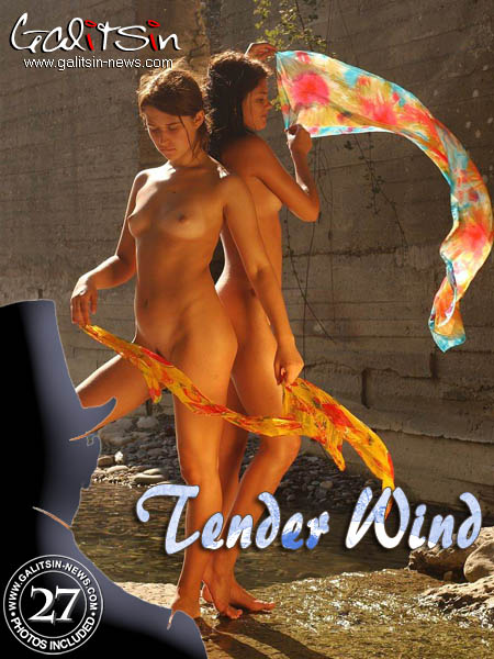 Katerina & Olesia - `Tender Wind` - by Galitsin for GALITSIN-NEWS
