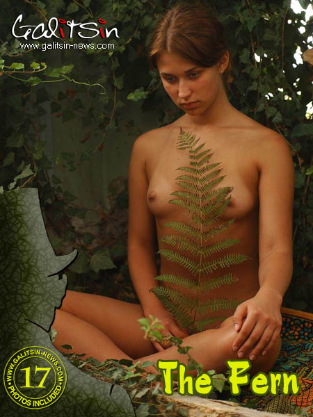 Olesia - `The Fern` - by Galitsin for GALITSIN-NEWS