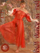 Ball Dance In Red