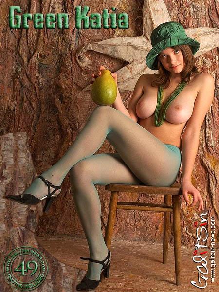 Green Katia gallery from GALITSIN-NEWS by Galitsin