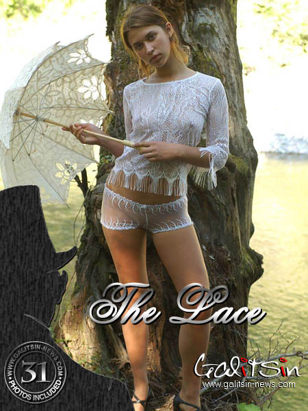 Olesia - `The Lace` - by Galitsin for GALITSIN-NEWS